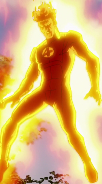 Human Torch (Hulk and the Agents of S.M.A.S.H.)