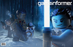 Lego The Force Awakens Gameinformer