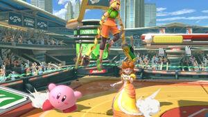 Min Min Daisy and Kirby