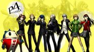 P4characters