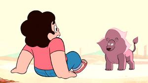 Steven's Lion Steven Fell