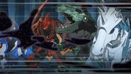Tiko's V Virus hits the Bakugans