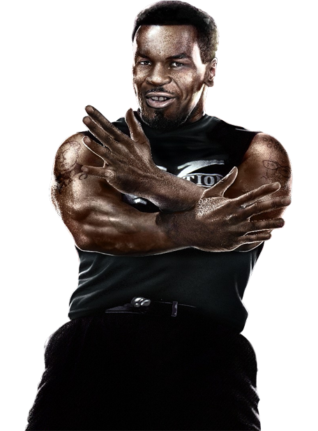 """Mike """"The Iron"""" Tyson (WWE)"""