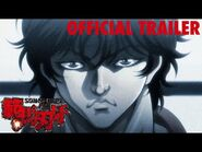 BAKI HANMA -2021- Official Trailer - English Sub