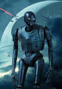 Rogue One A Star Wars Story K-2SO Robot 533022 714x1024