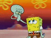 We're in the broth (SquidBob TentaclePants)