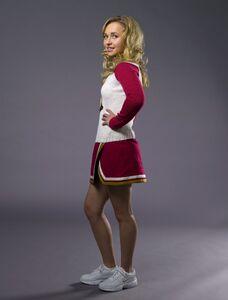 Hayden Panettiere as Claire Bennet in Heroes Season 1