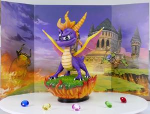 Spyro look