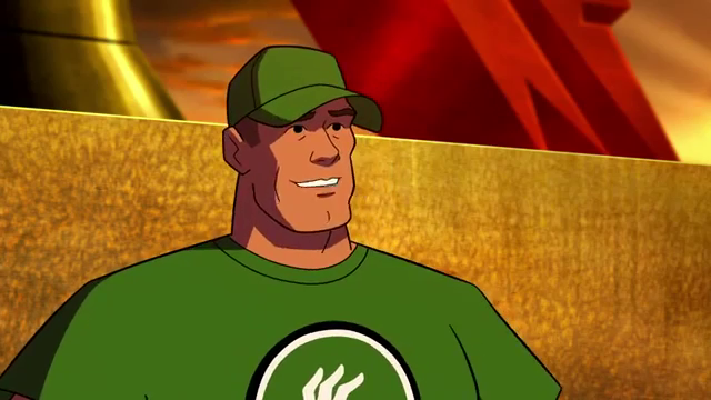 John Cena (Scooby-Doo! Wrestlemania Mystery)