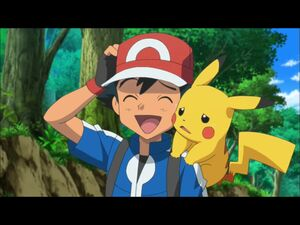 Ash's apologized