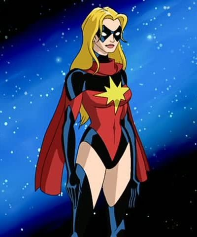 Ms. Marvel (The Avengers: Earth's Mightiest Heroes)