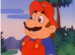 Dic Super Mario World cartoon