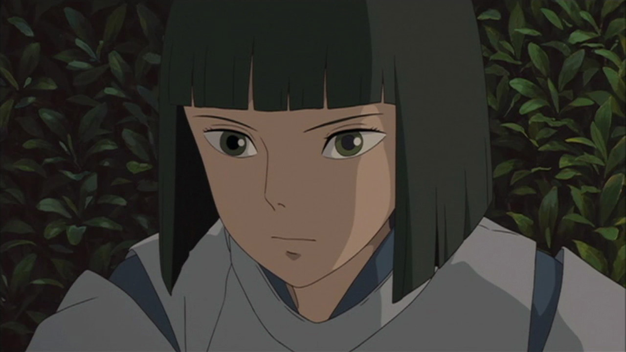 Haku (Spirited Away)