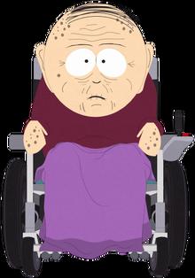 Marsh-family-grandpa-marsh-w-purple-blanket.png