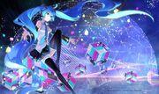 Miku Wallpaper - Miku Hatsune Wallpaper
