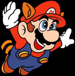 Raccoon Mario-0
