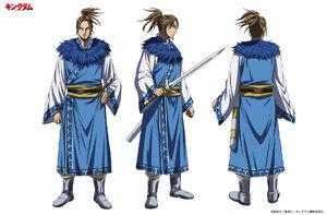 Ri Boku's New Design for Season 3