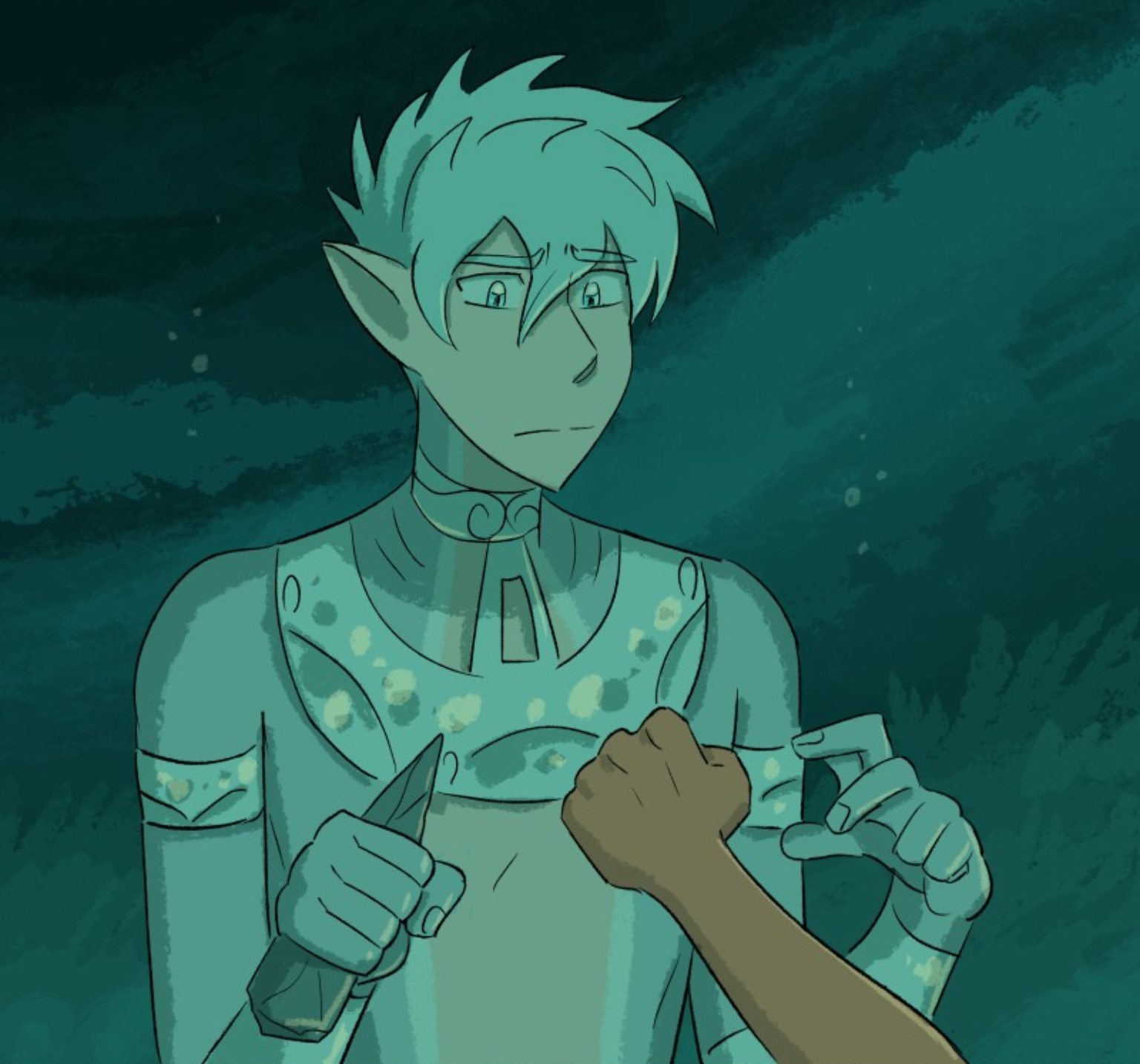 Siren (Castle Swimmer)