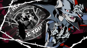 Akechi Black Mask All Out Attack