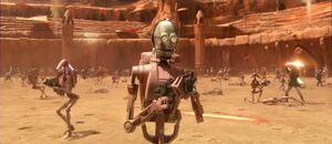 C-3PO Shooting