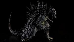 Godzilla 2014 bellow by mikallica-d85k7q8