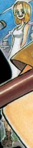 Kaya Manga Color Scheme