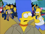 Let's get outta here, Marge!