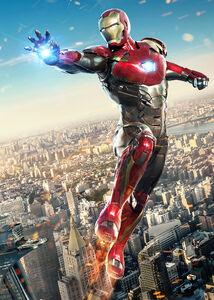 Spider-Man Homecoming Iron Man Poster