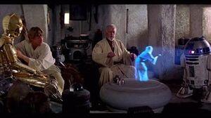 """""""Help Me, Obi-Wan Kenobi"""