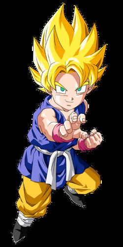 GT (Kid/Super Saiyan)