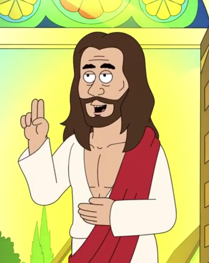Jesus Christ (Paradise P.D.)
