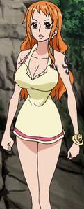 Nami's Second Adventure of Nebulandia Outfit