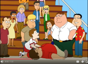 Peter, Why'd you do that for?