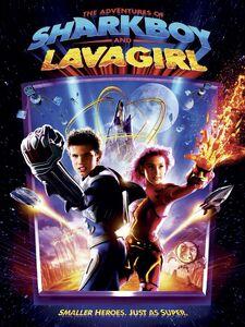 Sharkboy & LavaGirl Poster