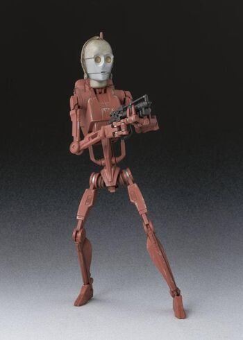 Battle Droid Body