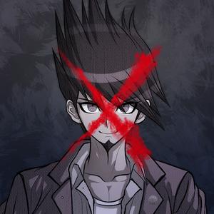 Danganronpa V3 Kaito Momota Death Portrait (Dead)