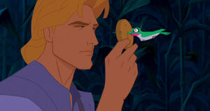 John Smith and Flit