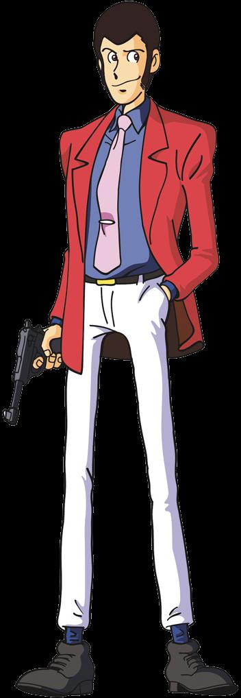 Arsène Lupin III
