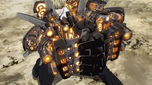 One-Punch Man Genos8