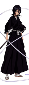 Rukia kuchiki by xsatsujinx-d4omsh9