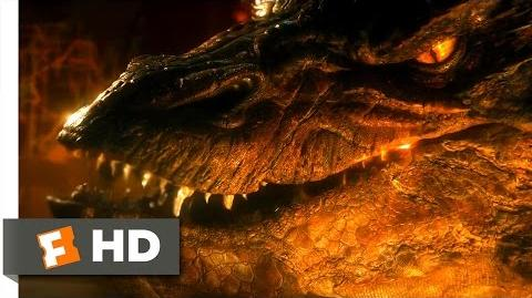 The Hobbit The Desolation of Smaug - Lighting the Furnace Scene (9 10) Movieclips