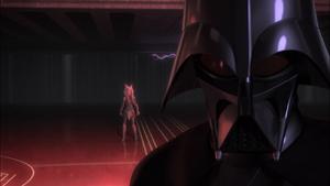 Vader confess
