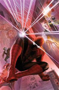 Amazing Spider-Man Vol 3 1 Ross