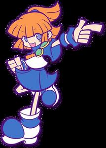 Arle Nadja Puyo Puyo Fever character artwork