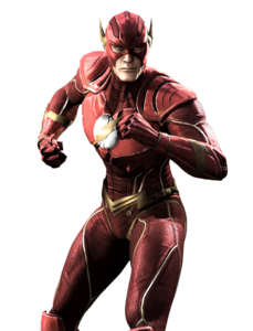 THE FLASH INJUSTICE