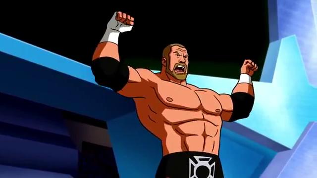 Triple H (Scooby-Doo! Wrestlemania Mystery)