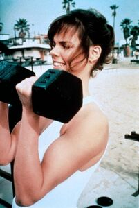 Alexandra Paul as Kendall Gibley in Getting Physical 2
