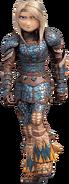 Astrid Armor No Helmet