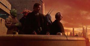 Bail Organa clone war