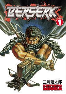 Berserk v01 Cover